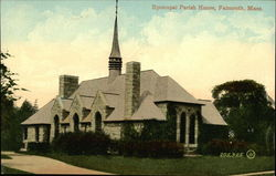 Episcopal Parish House