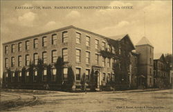 Nashawannuck Manufacturing Co.'s Office
