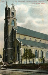 St. Patrick's Church, Globe Village