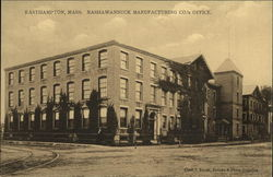 Offices of Nashawannuck Manufacturing Company