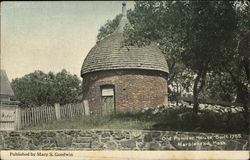 Old Powder House, Built 1755
