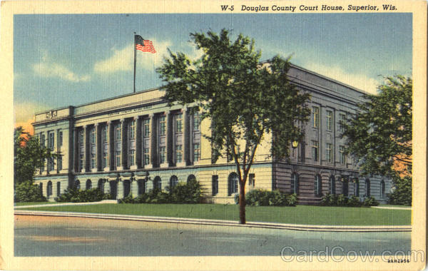 Douglas County Court House superior Wisconsin