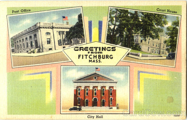 Greetings From Fitchburg Massachusetts