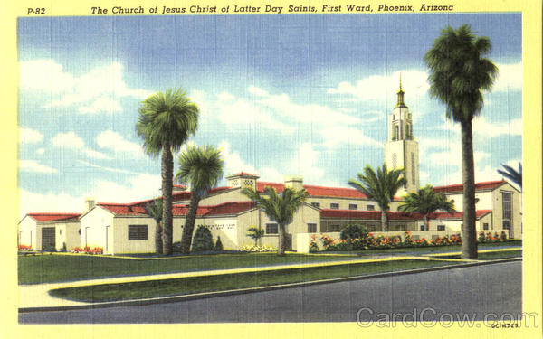 The Church Of Jesus Christ Of Latter Day Saints Phoenix Arizona