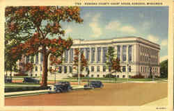 Kenosha County Court House