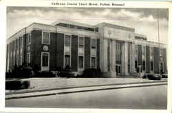 Callaway County Court House