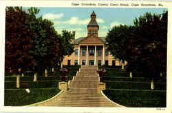 Cape Girardeau County Court House