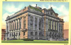 Hudson County Court House