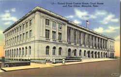 United States Custom House Court House And Post Office