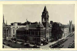 New Hanover County Courthouse Postcard