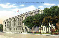 U. S. Post Office And Court House