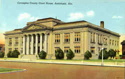Covington County Court House