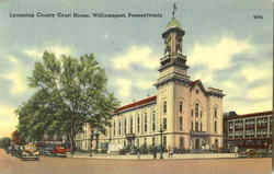 Lycoming County Court House