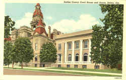 Dallas County Court House And Annex