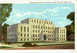 Sebastian County Court House And City Hall