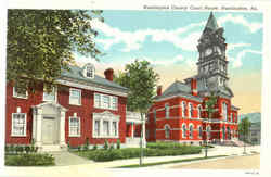 Huntingdon County Court House