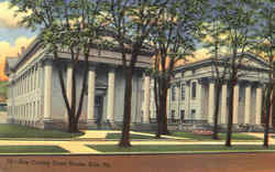 Erie County Court House