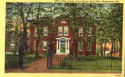 Kent County Court House Postcard