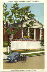 Court House Showing Carroll County's
