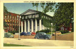 Cayuga County Court House