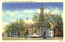 Chester County Court House