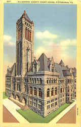 Allegheny County Court House