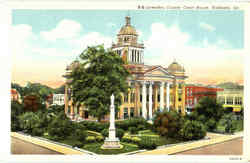 Lowndes County Court House