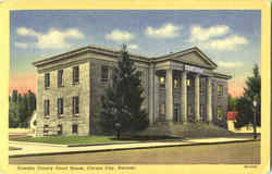 Ormsby County Court House