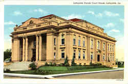 Lafayette Parish Court House