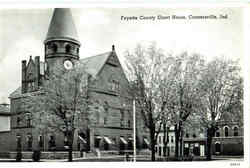 Fayette County Court House