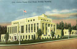Carbon County Court House