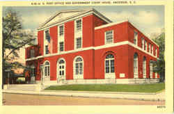 U. S. Post Office And Government Court House