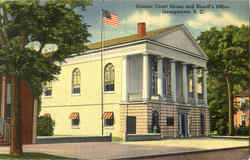 Historic Court House And Sheriff's Office