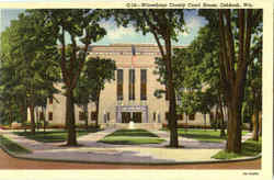 Winnebago County Court House