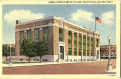 United States Post Office And Court House