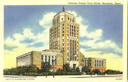 Jefferson County Court House Postcard