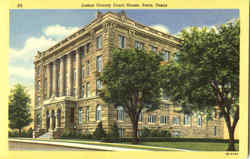 Lamar County Court House