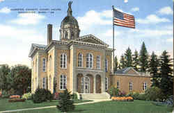 Olmstead County Court House