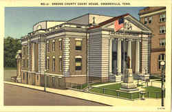 Greene County Court House
