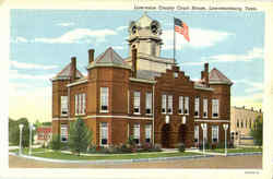 Lawrence County Court House