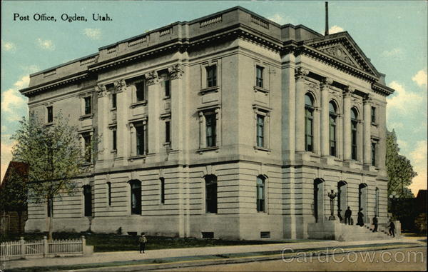 Post Office Ogden Utah