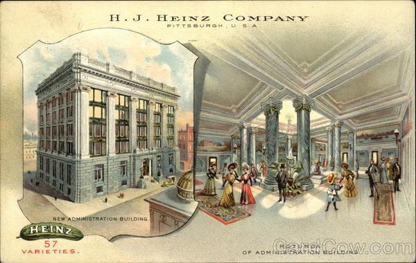 H.J. Heinz Company Pittsburgh, PA
