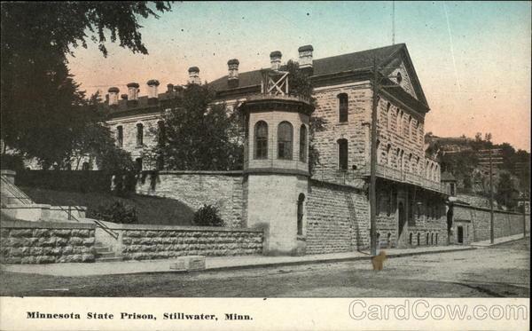 Minnesota State Prison Stillwater, MN