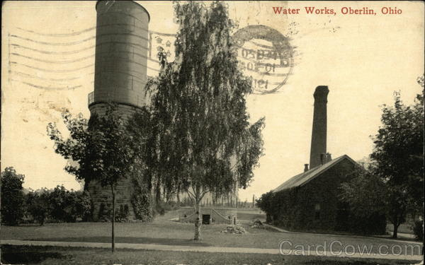 Water Works Oberlin Ohio