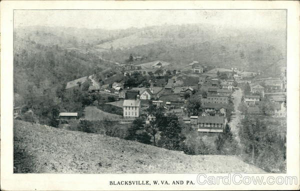 Blacksville, W. Va. and Pa West Virginia