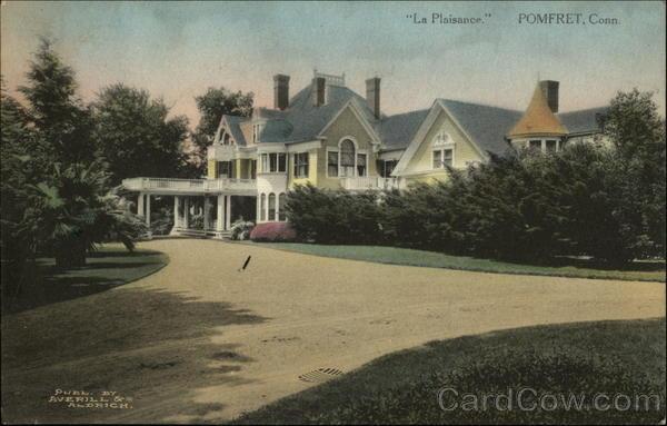 La Plaisance Pomfret Connecticut