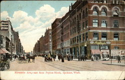 Riverside Ave., East From Peyton Block