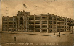 Lewis and Clark High School
