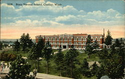 Bird's Eye View of State Normal School