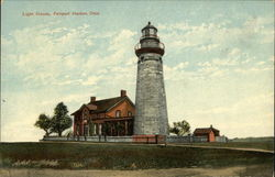 Light House, Fairport Harbor